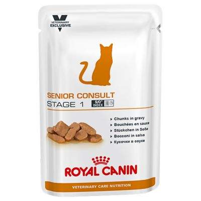Royal Canin Vet Care Nutrition Cat - Senior Consult Stage 1