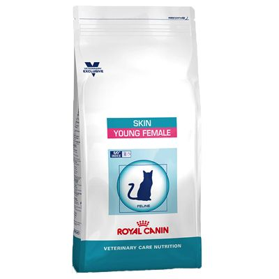 Royal Canin Vet Care Nutrition Cat - Skin Young Female