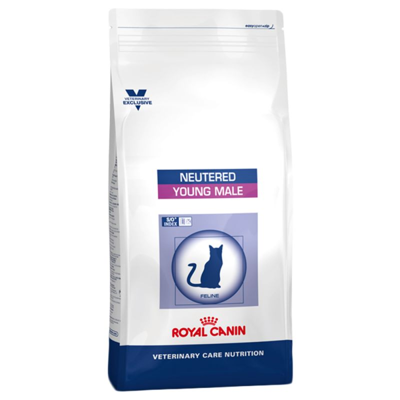Royal Canin Vet Care Nutrition - Neutered Young Male