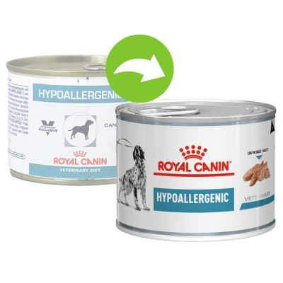 Royal Canin Veterinary Diet - Canin Hypoallergenic Hondenvoer