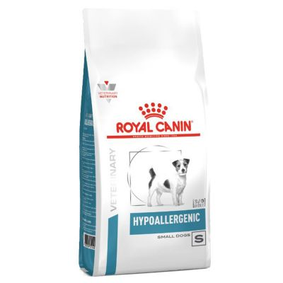 Royal Canin Veterinary Diet Canine Hypoallergenic Small Dog