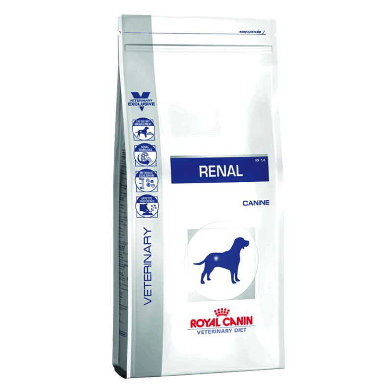 Royal Canin Veterinary Diet Canine Renal RF 14 Ξηρά