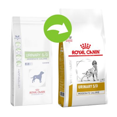 Royal Canin Veterinary Diet Canine Urinary S/O Moderate Calorie