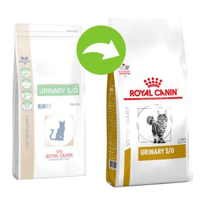Royal Canin Veterinary Diet Cat - Urinary S/O LP 34
