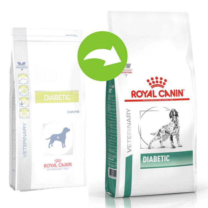 Royal Canin Veterinary Diet Dog - Diabetic DS 37