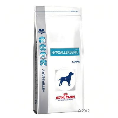 royal canin hypoallergenic  Royal Canin Veterinary Diet Dog - Hypoallergenic DR 21. Buy Now at ...