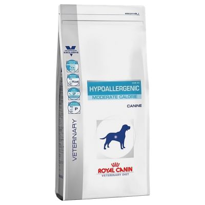 Royal Canin Veterinary Diet Dog - Hypoallergenic Moderate Calorie