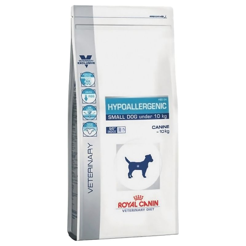 royal canin hypoallergenic  Royal Canin Veterinary Diet Dog - Hypoallergenic Small Dog. Buy Now ...