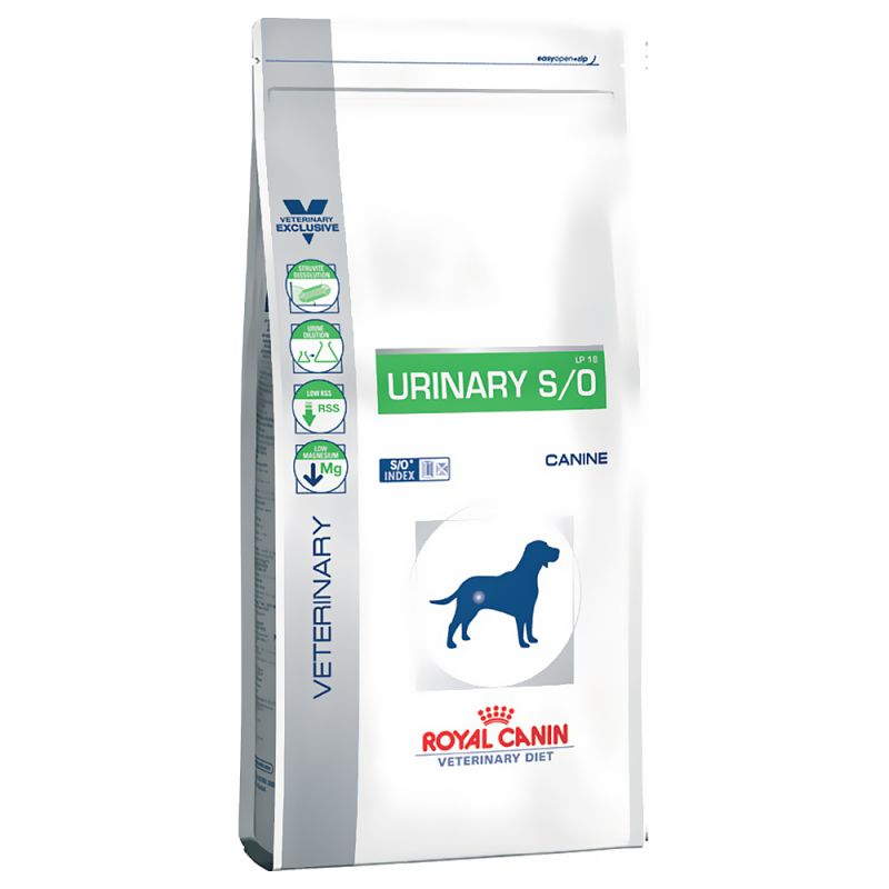 Royal Canin Veterinary Diet Dog Urinary S O Lp 18 Buy Now At