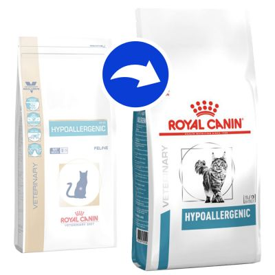 Royal Canin Veterinary Diet Feline Hypoallergenic DR 25