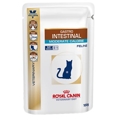 Royal Canin Veterinary Diet Feline Intestinal Moderate Calorie