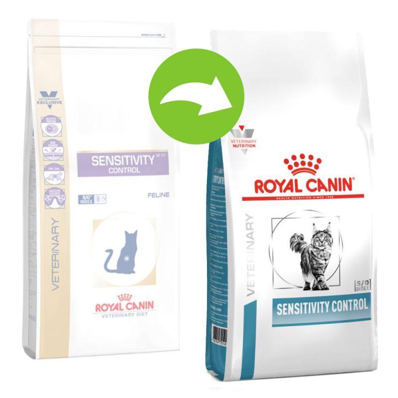Royal Canin Veterinary Diet Feline Sensitivity Control