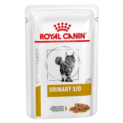 Royal Canin Veterinary Diet Feline Urinary S/O Hrană umedă