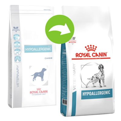 Royal Canin Veterinary Diet - Hypoallergenic DR 21Hondenvoer