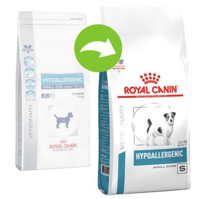 Royal Canin Veterinary Diet - Hypoallergenic Small Dog