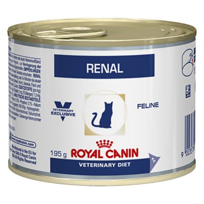 Royal Canin Veterinary Diet Renal poulet pour chat
