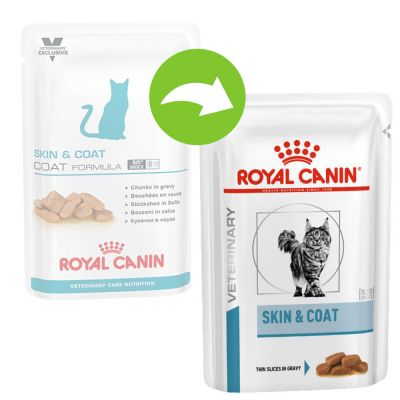 Royal Canin Veterinary Diet Skin & Coat