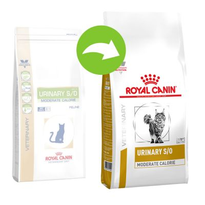 Royal Canin Veterinary Diet, Urinary S/O Mod Calorie
