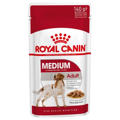 Royal Canin Wet Medium Adult