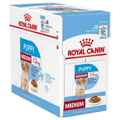 Royal Canin Wet Medium Puppy