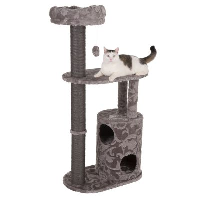 Royal Silver Cat Tree