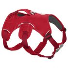 Ruffwear Web Master Dog Harness - Red