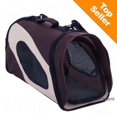 b455d1d014 Sac de transport en nylon étanche pour chien et chat - zooplus