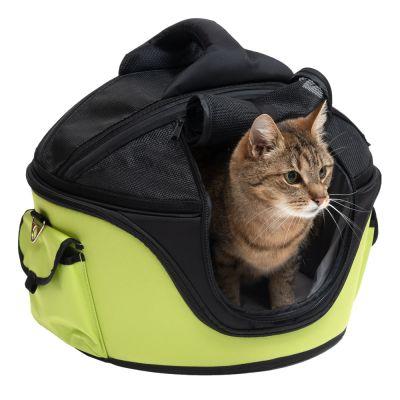 b39df90335 Sac de transport pour chien et chat rigide Sandy | zooplus.be