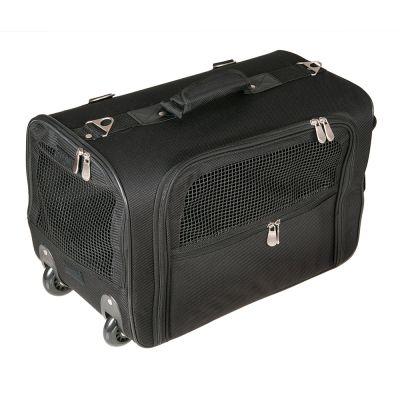 7839753266 Sac de transport pour chien et chat Travel Trolley | zooplus.be