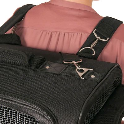 Travel Trolley - Sac de transport pour chien et chat - zooplus 4f71e36047b3