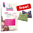 Sanabelle 10kg + Cat Play Pillow Free!*
