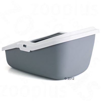 Savic Aseo Cat Litter Tray with High Edge