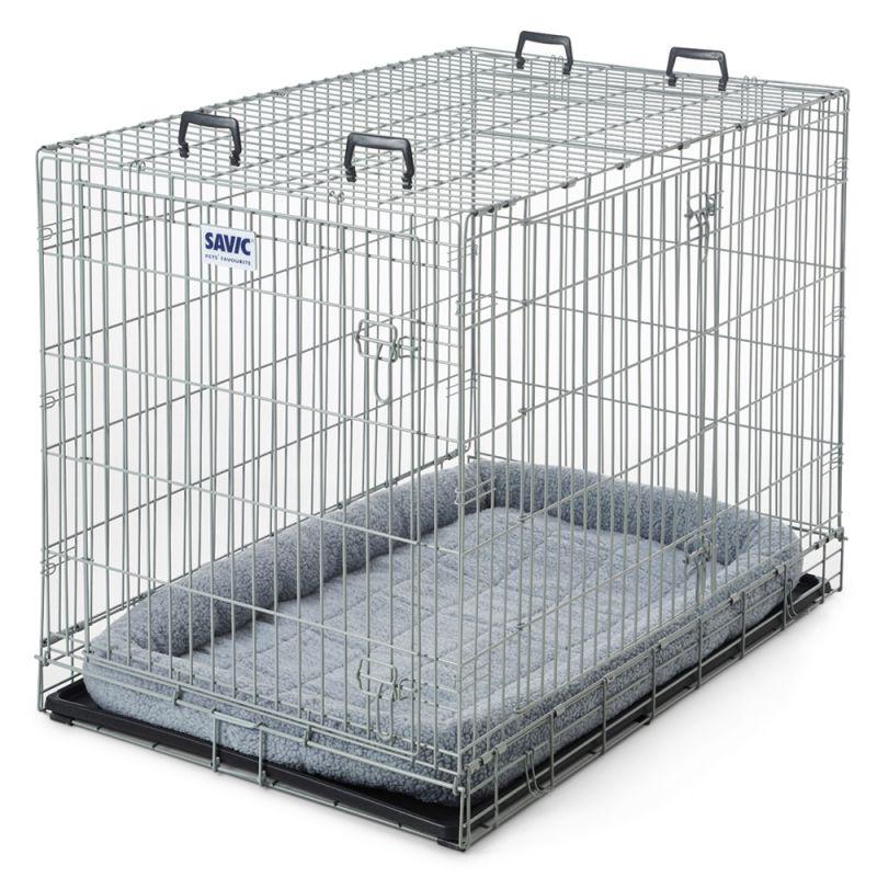 Savic Dog Residence koiranhäkki + tyyny