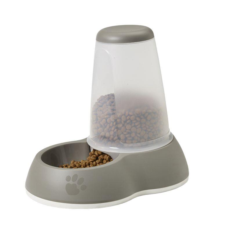 Savic Loop Food Dispenser – light grey