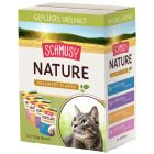 Schmusy Nature Whole Food Flakes -lajitelma