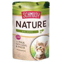 Schmusy Nature Balance Kitten Mix