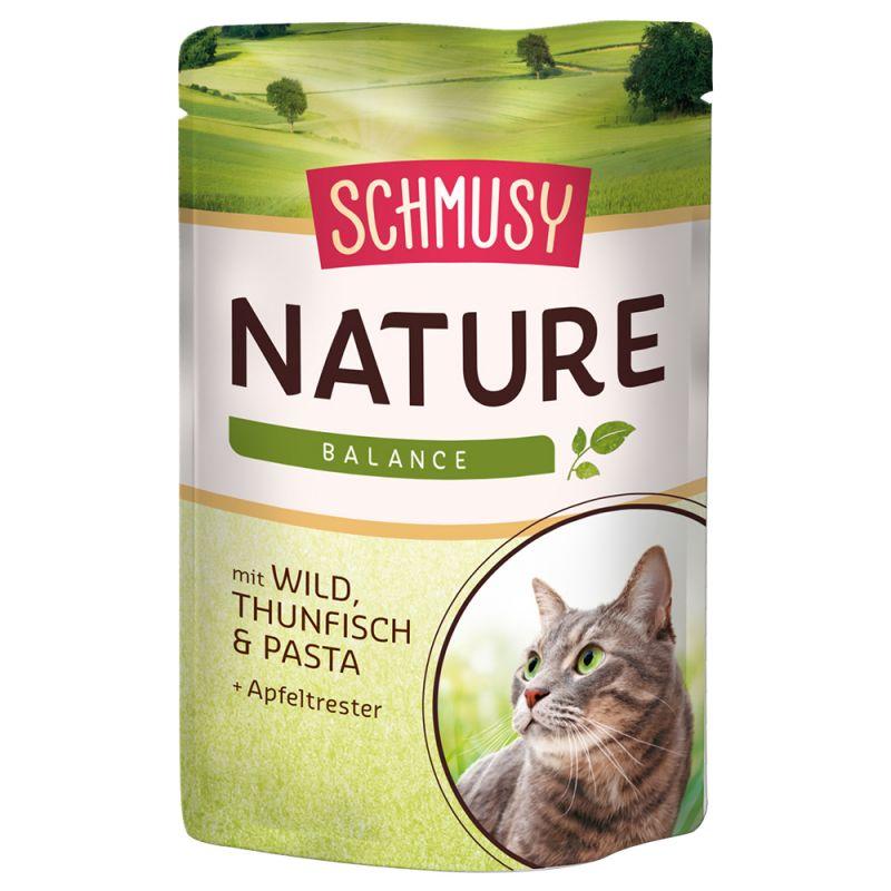 Schmusy Nature Balance Mix 12 x 100 g