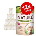 Schmusy Nature Balance 12 x 100 g pour chat