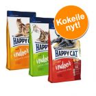 Sekoitus: 3 x 1,4 kg Happy Cat Indoor Adult