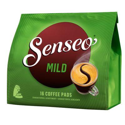 Senseo kaffeepads mild bei for Senseo kaffeepads angebot