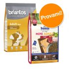 Set prova Briantos & bosch HPC Adult Mini