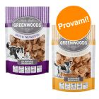 Set prova misto! Greenwoods Nuggets 2 x 100 g