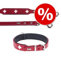Set collare e guinzaglio - Hunter Swiss