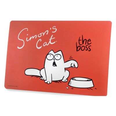 Set de table Simon's Cat pour chat
