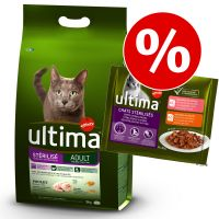 Set misto Ultima Cat Sterilized