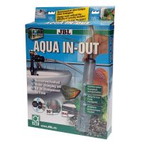 Set para el cambio de agua JBL Aqua In-Out