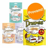 Set Prova! Catisfactions snack 4 x 60 g