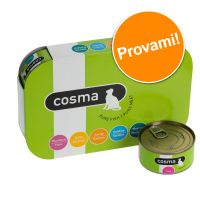 Set prova Cosma Original in gelatina