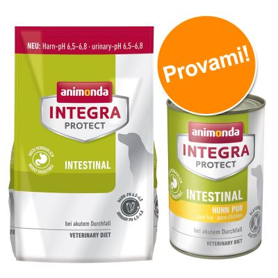 Set prova misto! Animonda Integra Protect Intestinal secco + umido