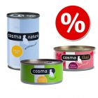 Set prova misto! Cosma Original + Thai + Nature